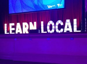Learn Local up in lights